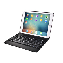 цена на Wireless Bluetooth Keyboard Case for iPad Air 2 Pro 9.7 inch 2018 Tablet Keyboards Cases
