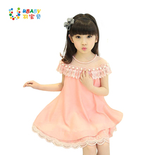 New Summer Costume Girls Princess Dress