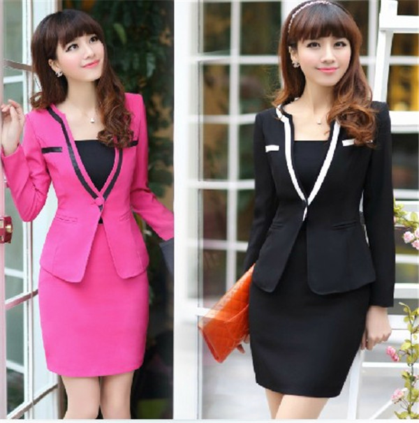 new 2013 top fashion slim elegant professional formal