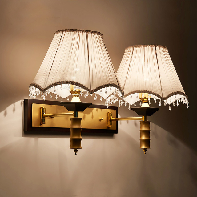 Hotel Room Wall Lamp Led Bedside Lamps Modern Wall Lights For - Classic bathroom light fixtures