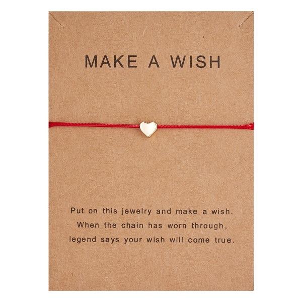 10*7,5 см Загадай перец узкое платье тканые регулируемый браслет Модные украшения подарок для Для женщин, Для мужчин, для детей - Окраска металла: BR18Y0164-2