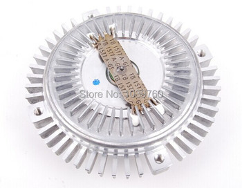 Free shipping wholesales new Radiator Cooling Fan Clutch for BMW E28 E30 E34 E36 318i 325i 325 525i 533i 635CSi M5 11521740962 image