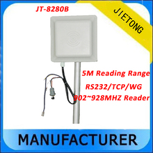 902~928 Mhz 5M UHF RFID Passve Card Reader with TCP/IP Interface for Smart Parking System