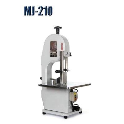 MJ210 scie à table multi-usages machine de découpe d'os découpe de poisson congelé/côtes/trotteurs/viande congelée/machine de découpe de steak