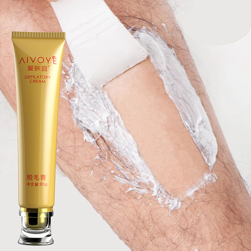 Mild Hair Removal Cream Used On Legs Body Part For Men Women Hair Remover Lotion Qs888