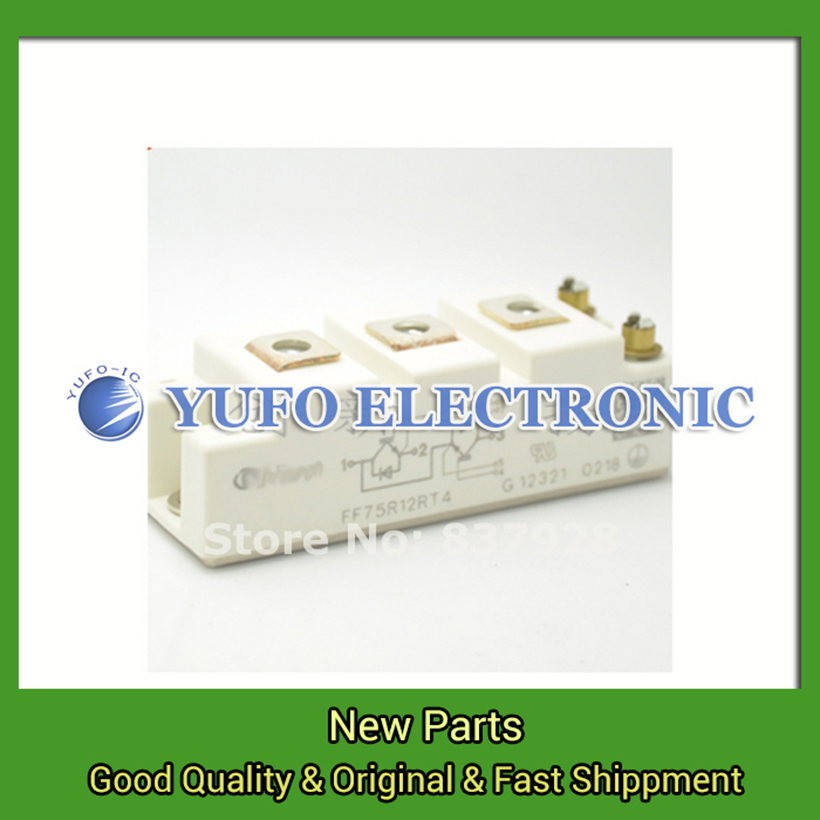 Free Shipping 1PCS  FF75R12RT4 Power Modules original spot Special supply Welcome to order YF0617 relay [sa] new original authentic special sales keyence sensor pz 42 spot