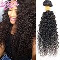 Atractivo 7a Brasileño Del Pelo Rizado Del Pelo Sin Procesar Virginal 1 Ofertas de Paquete Pelo Virginal Brasileño Rizado Natural Sexy Hair Formula