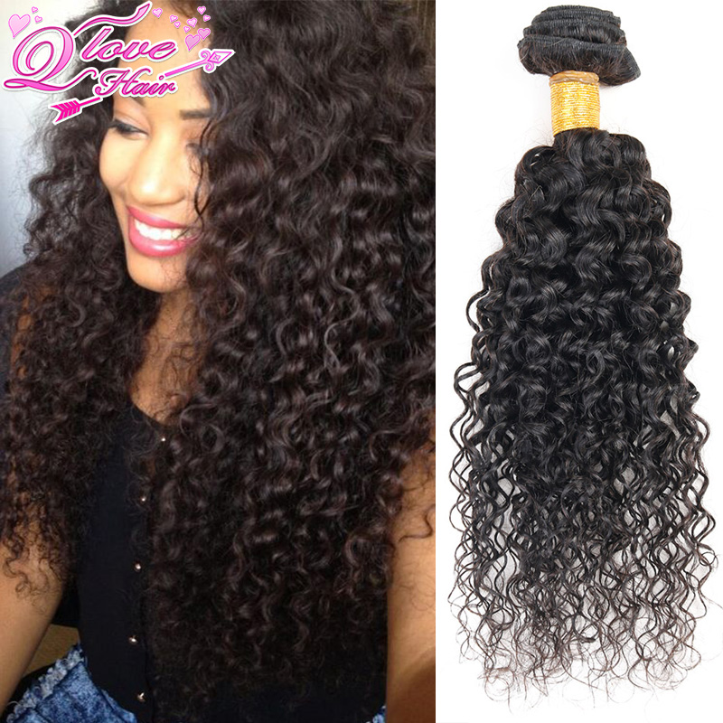 attractive 7a brazillian hair curly