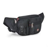 Casual Men bag Waist Pack Oxford Waist Belt Bag Travel Pouch Mobile Phone Heuptas Hip Bag Fanny Packs for women Coin Purse bolso