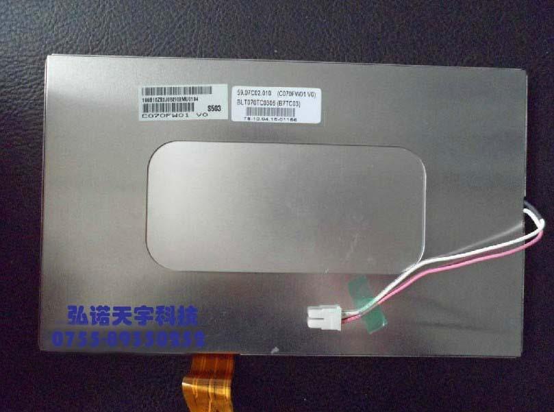 C070fw01 v0 c070fw01 v0 lcd screen touch screen