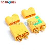 10 pairs Originele Vergaren Anti Vonk Connector Mannelijke/Vrouwelijke voor RC LiPo Batterij XT90-S (Upgrading versie van XT90)