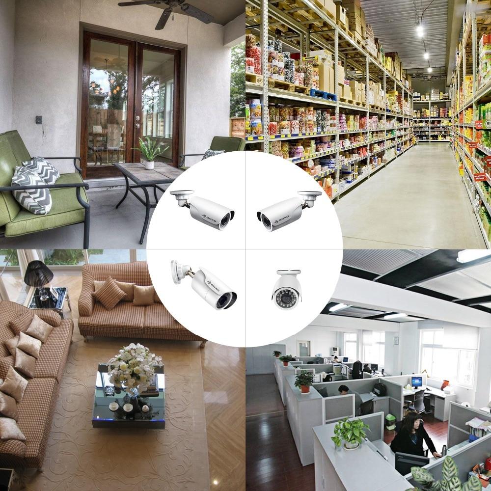 DEFEWAY 1080P video nadzorna kamera 2.0MP HD 2000TVL otporna na - Sigurnost i zaštita - Foto 6