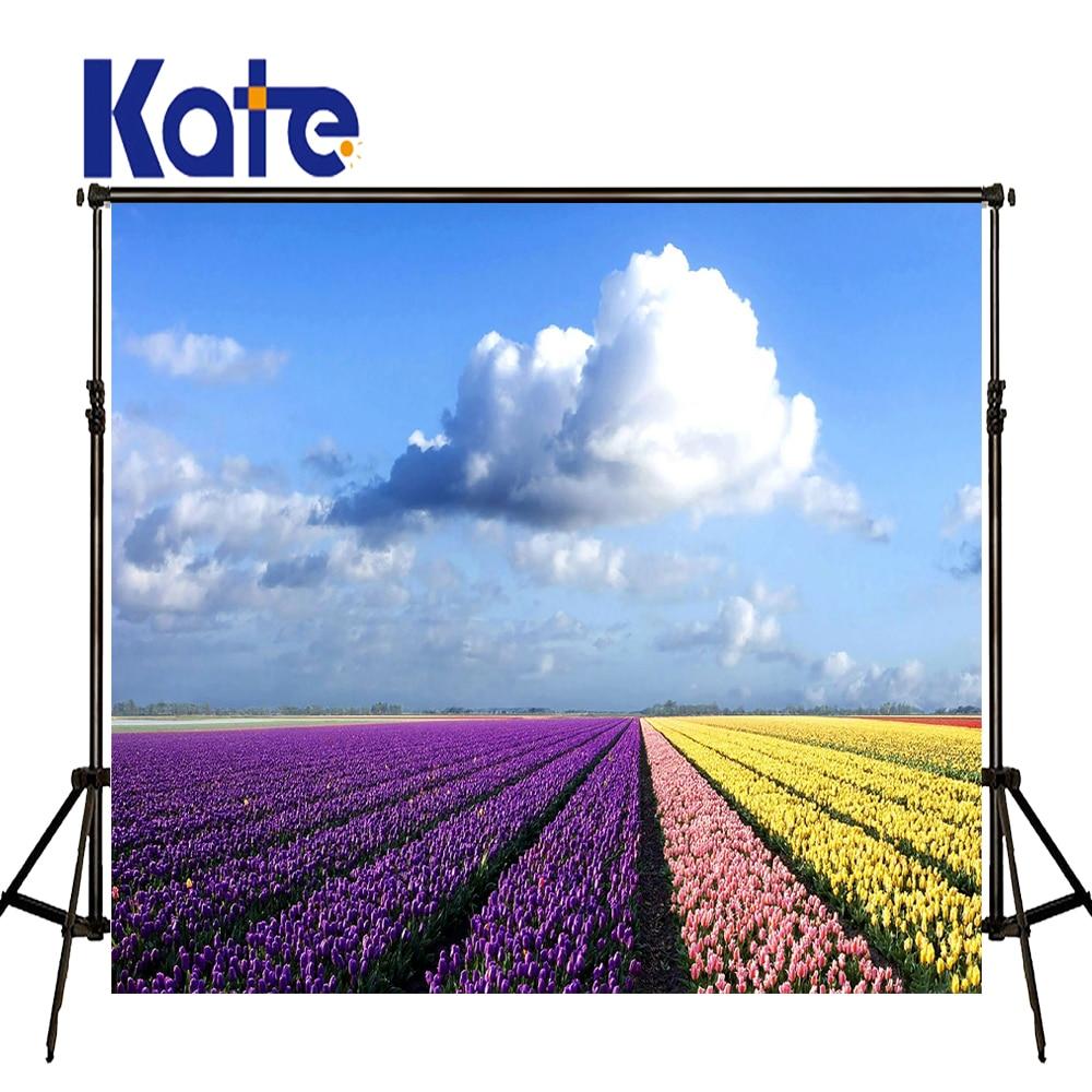 KATE Photography Backdrops Backdrop Sky Cloud Backdrops Photo Flowers Background Wedding Photo Background Children Backdrops our kate