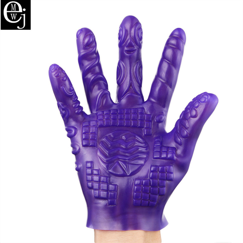Ejmw Sex Toys For Women Pvc Glove Sexual Magic Masturbation Bdsm Toys Sex Products -1539