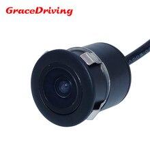 Фабрика Продвижение CCD HD ночного видения 170 градусов Автомобильная камера заднего вида Вид сзади заднего резервного копирования камеры