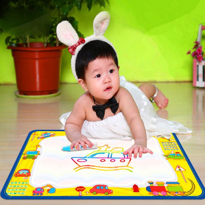 HIINST Drawing Toys Writing Painting Drawing Children Unisex Graffiti Board Toy Preschool Tool NOV11