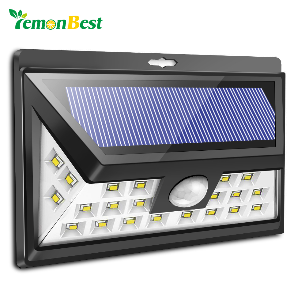 Lights & Lighting Solar Lamps Sincere Newest 16 Leds Solar Sensor Light Energy Saving Wall Lamp Waterproof Outdoor Security Lights For Courtyard Corridor Driveway