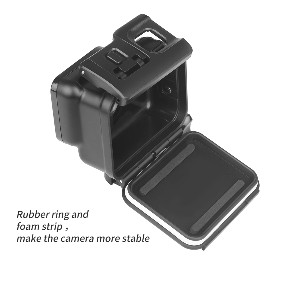 SHOOT 45m Underwater Waterproof Case for GoPro Hero 7 6 5 Black Diving Protective Cover Housing Mount for Go Pro 7 6 5 Accessory 4