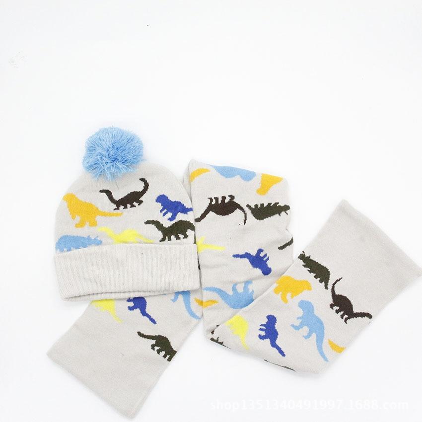 Compra dinosaur knit hat y disfruta del envío gratuito en AliExpress.com