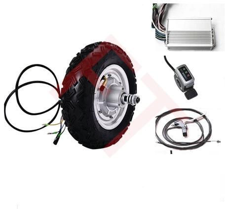 10 500W 24V electric skateboard hub motor   electric brushless non-gear hub motor for scooter electric scooter motor kit eduard vilde liha