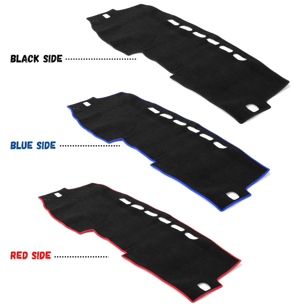 For Toyota Corolla 2007 2013 LHD Dashboard Cover Dashmat Sun Shade Pad Dash Board Carpet Covers|Car Anti-dirty Pad| |  - title=