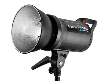 Godox DS300 300W Compact Studio Flash Light Strobe Lighting Lamp Head 220V 300w image