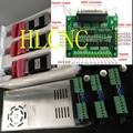 Водитель мотора DM542 + Нема 23 Шагового Двигателя 287oz-в 1.0A CNC Router Плазмы чпу комплект