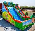 (China Guangzhou) inflatable slides,  inflatable castle slide Large new slide TOB-50
