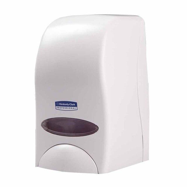 Kimberly foam hand sanitizer distributor box 1 5