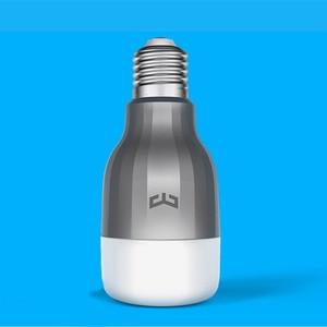 Image 3 - New In Stock Original Yeelight Blue II LED Smart Bulb ( Color )E27 9W 600 Lumens Light Smart Phone WiFi Remote Control