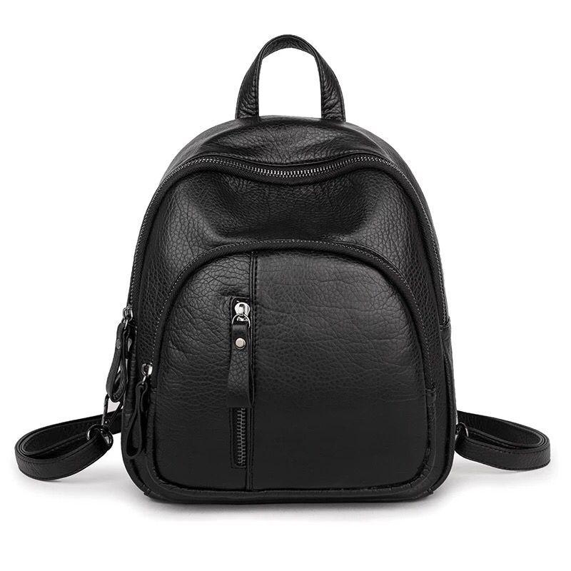 Fashion Women Backpack 2017 PU Leather Women Mini Backpack Designers Brand for Teenage Girl High Quality Simple Travel Rucksack