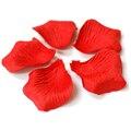 Atacado Favores Do Casamento Da Moda Decorações Atificial Flores Poliéster Casamento Pétalas de rosa Flor 2000 pçs/set Casamentos Festa
