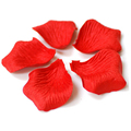Wholesale Fashion Wedding Favors Rose Petals Flower 2000pcs/set Wedding Decorations Atificial Flowers Polyester Weddings Party