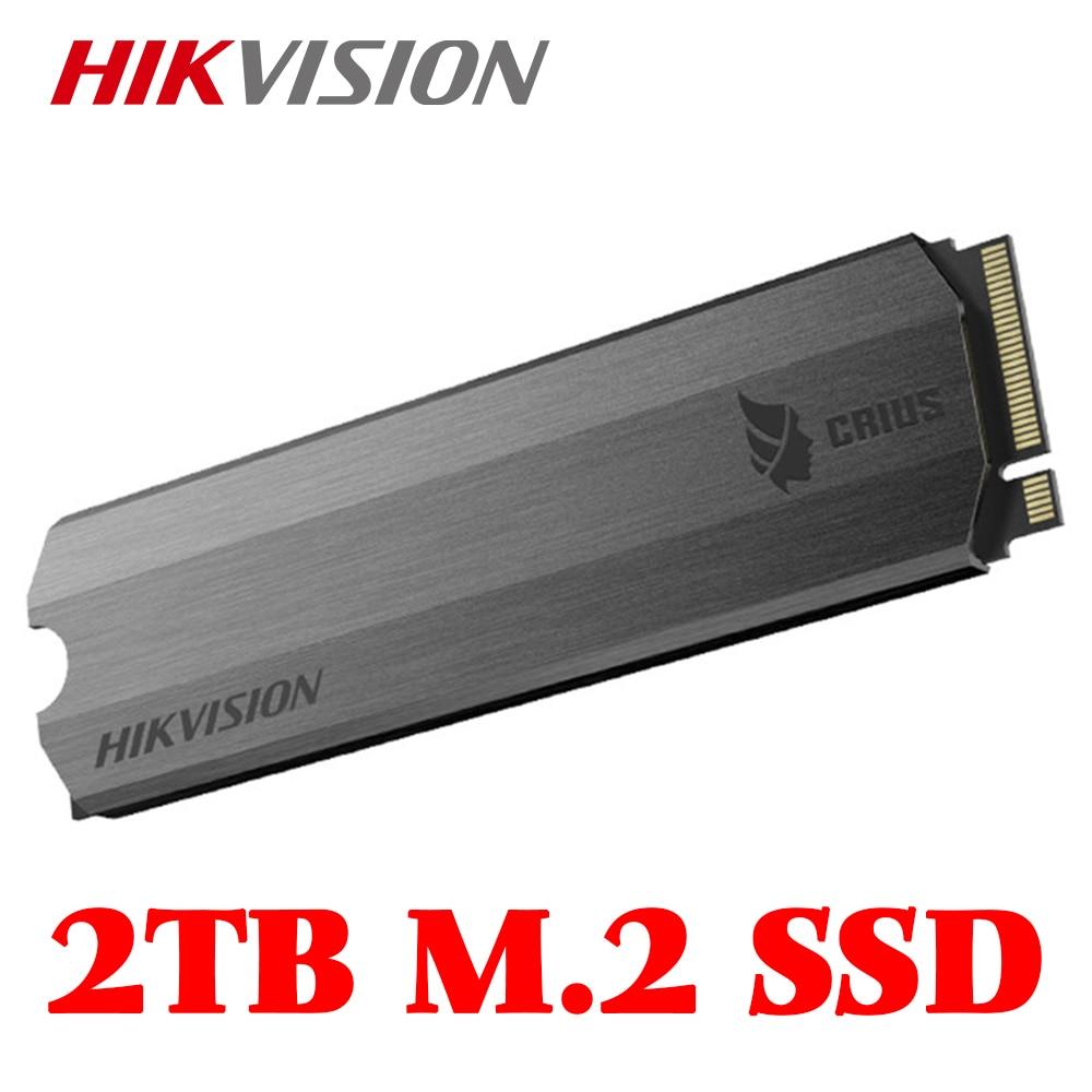 HIKVISION 2TB ssd m2 3D NAND Flash m 2 ssd 1tb TLC NGFF PCIe Gen3 NVMe