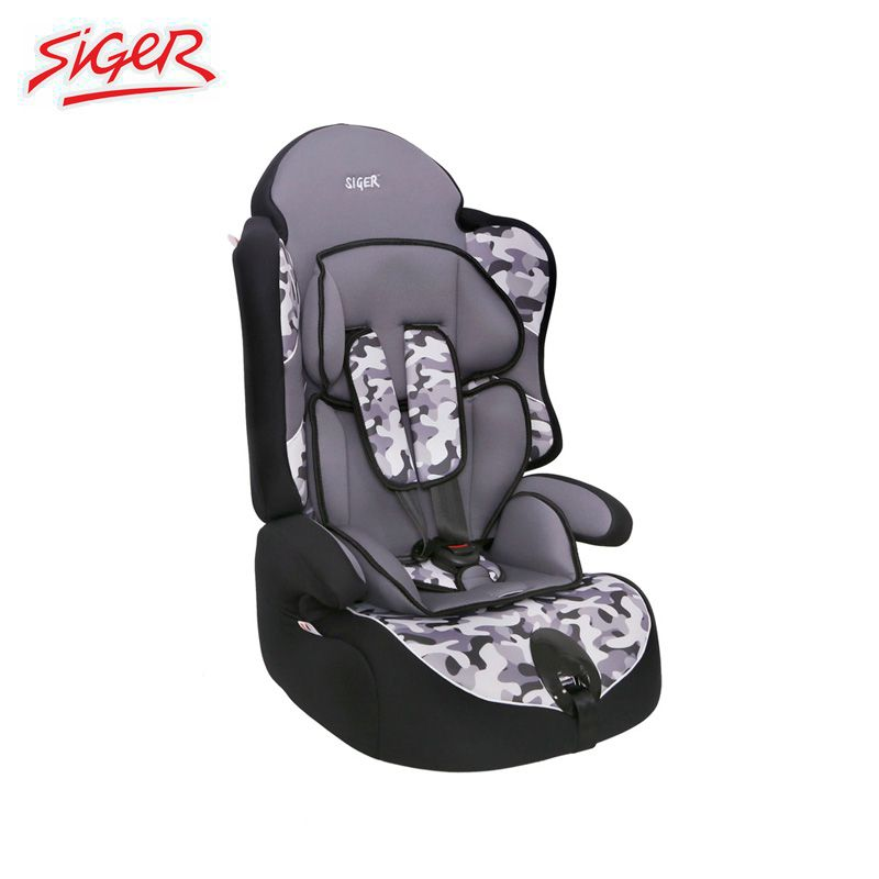 Child Car Safety Seats Siger drive art, 1-12 9-36 kg band 1/2/3 Kidstravel