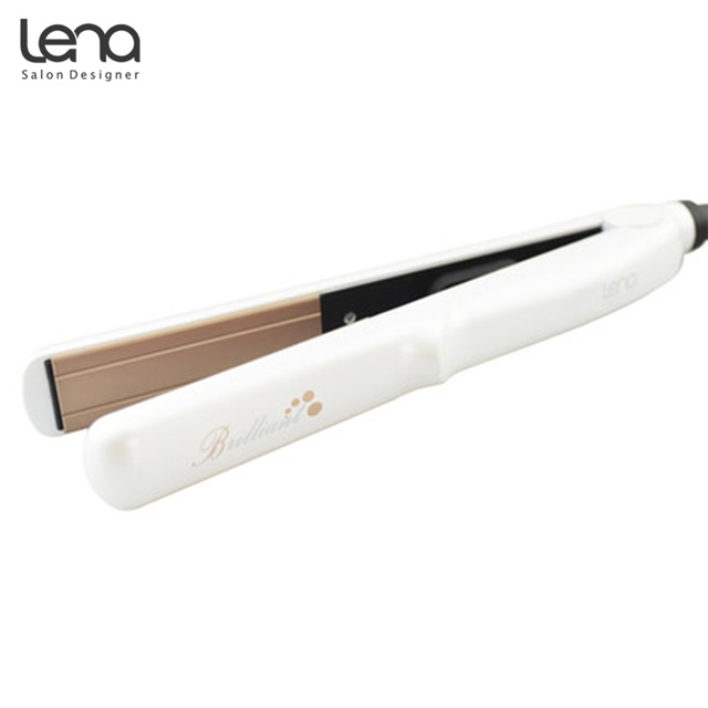 styling hair with flat iron lena ln 96 professional amp tourmaline hair 2244 | Lena LN 96 Professional Wet Dry Tourmaline Perfect Hair Flat Iron Ceramic Hair Straightener Straightening Styling.jpg 640x640