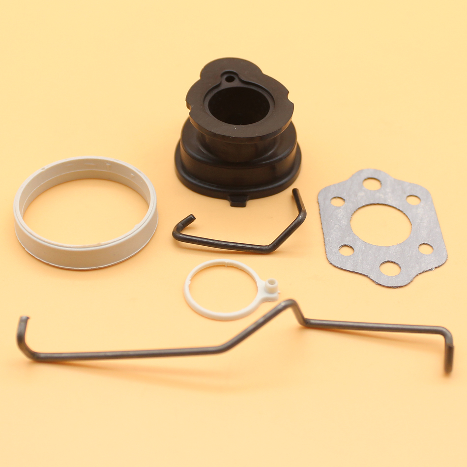Carburetor Intake /Throttle Linkage /Switch Shaft /Choke Rod Kit For STIHL MS170 MS180 017 018 MS 180 170 Chainsaw 1130 141 2200