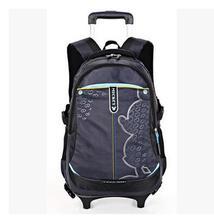 Student der Taschen Für Schule kinder Trolley gepäcktasche mit rädern kinder Reisen trolley-Rucksack jungen mädchen Rucksack