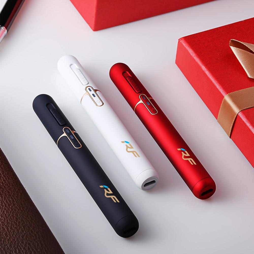 HUIMOKE RF Heat Not Burn Vape 650mah Plus Heat Tobacco With Iqos Sticks Electronic Cigarette Integrated Design Easier Operation.