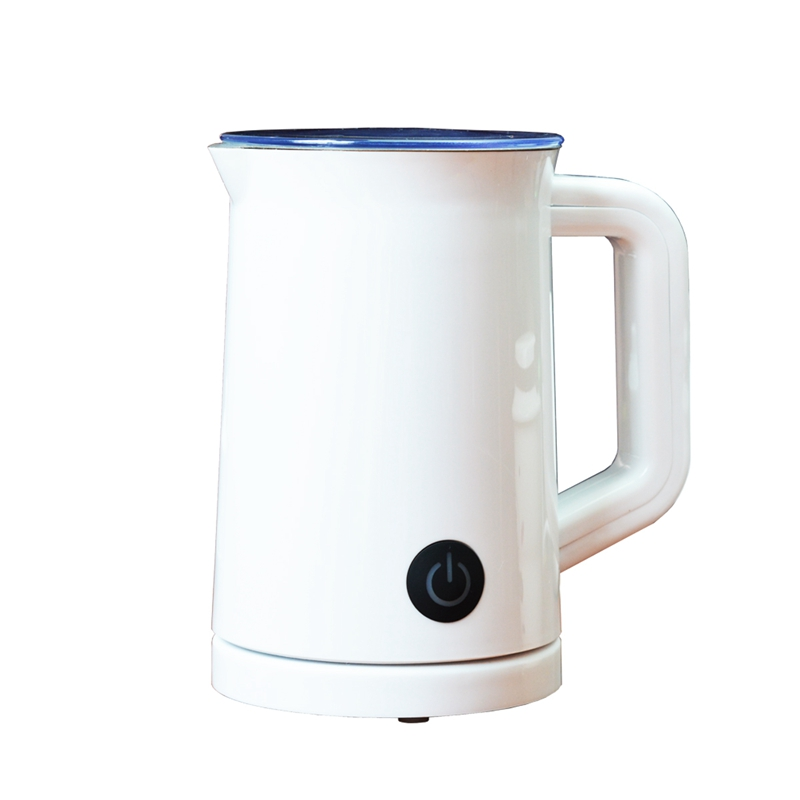 HIMOSKWA 300ML Electric Milk Frother For Coffee Cold And Warmer Foamer Coffee Foam Machine Latte Cappuccino Bubble Maker 220V цены
