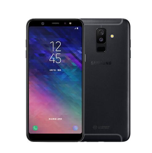 Samsung Galaxy A9 s-tar Lite A6 + A6050 Smartphone 6,0 ''4 GB RAM 64GB ROM Android 8,0 Dual cámara trasera huella dactilar teléfono móvil - 3