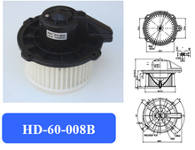 Automotive air conditioning blower motor / Electronic fan/motor / nis Frontier blower motor
