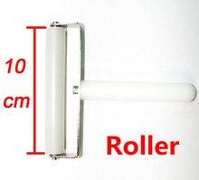 1 UNIDS 10 cm rodillo pegar para samsung i9300 s3 s4 nota 2 iPhone 4 4S 5 pantalla lcd rueda película refurbish envío gratis