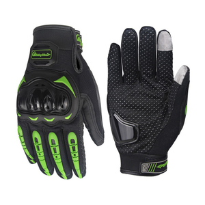 1 Pair New Racing Gloves Sreen