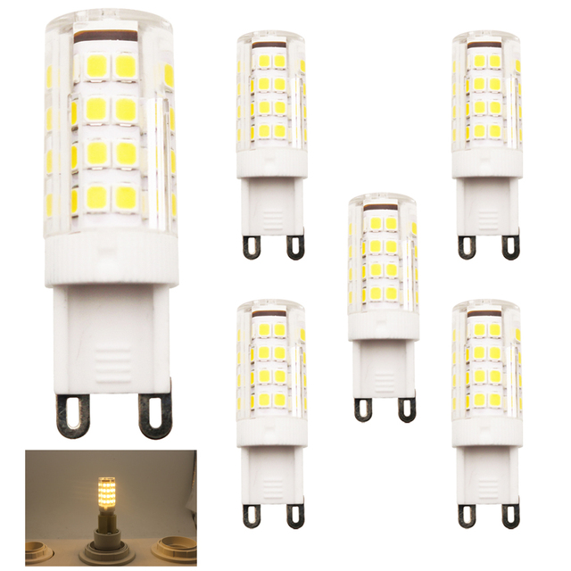 5x mengjay new design g9 led light 4w 7w smd2835 mini led g9 lamp 5x mengjay new design g9 led light 4w 7w smd2835 mini led g9 lamp corn bulb aloadofball Image collections