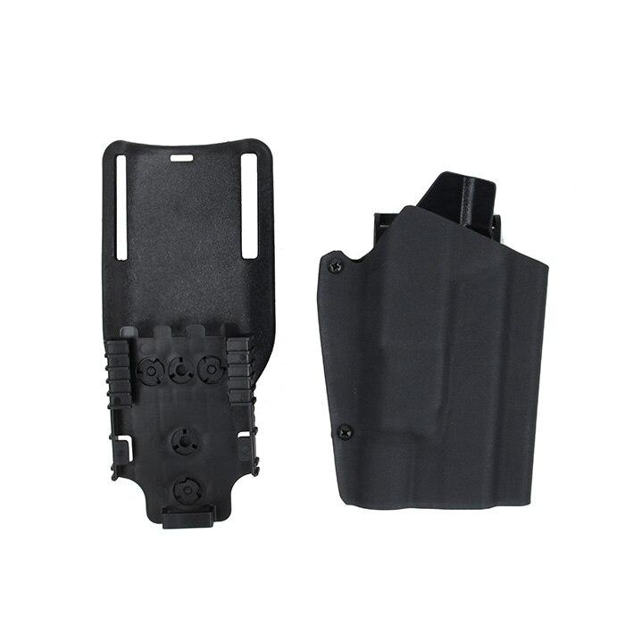 Kydex tactique X300 porte-bagages et boucle de ceinture pour GBB Glock BK CB OD Coyote marron (STG051112)Kydex tactique X300 porte-bagages et boucle de ceinture pour GBB Glock BK CB OD Coyote marron (STG051112)