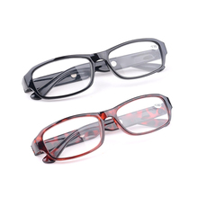 Women Men Resin Reading Glasses Readers Presbyopia Lenses Portable Seniors Eyewear Magnifying