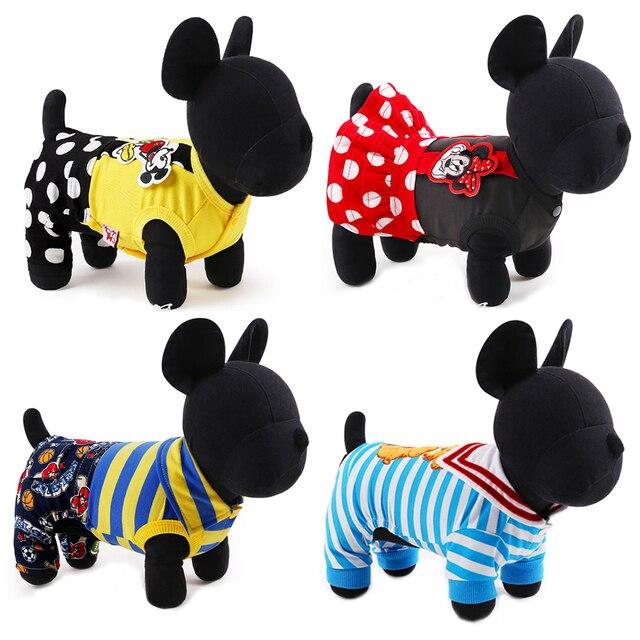 2018 nueva ropa para perros pequeños Chihuahua Yorkshire Terrier ...