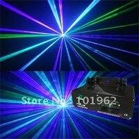 Мерцающий светло зеленый + фиолетовый лазерный диод DJ КТВ бар клуб домашний вечерние освещение Бесплатная доставка