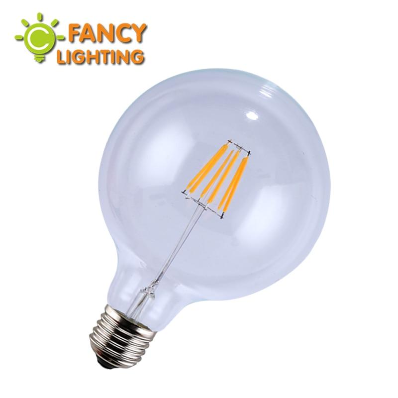 Led lamp G125 E27 bombillas led 110V 220V led light bulb for home/living room/bedroom/dining room decor 4W/6W/8W lampadas led